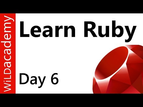Ruby Tutorial with Code Samples