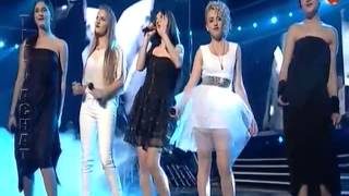 X Factor Albania 2 Finalists - We Are The World