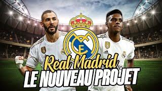 FIFA 21 | CARRIÈRE MANAGER REAL MADRID : LE NOUVEAU PROJET !