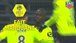 Rush enorme de Pépé qui rejoint Mbappé et Sala avec 12 buts! Ligue 1 Conforama / 2018-19