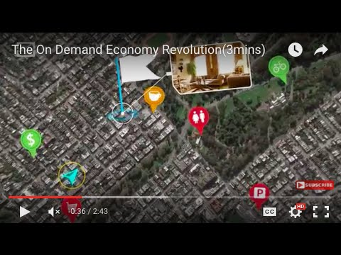 The On Demand Economy Revolution(3mins)