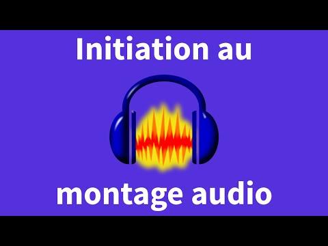 UDALC #6 - Initiation au montage audio