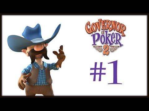 Governor of Poker 2 - Playthrough/Walkthrough - Part 1