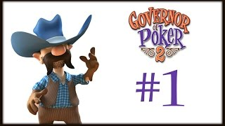 Governor of Poker 2 - Playthrough/Walkthrough - Part 1