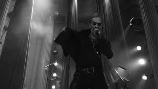 bauhaus - Silent hedges / Bela Lugosi's dead - Stockholm 2018