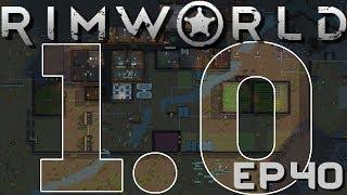 RIMWORLD 1.0 | Item Stash | Ep 40 | RimWorld 1.0 Gameplay!