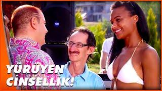Kolpaçino  Çok Eşlilik Sever misin?  Şafak Sezer Türk Komedi Filmi
