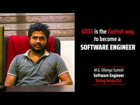 How to become a software engineer? Dilanga said