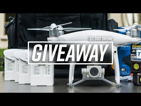 Download Youtube: $3,000 Ultimate Drone Giveaway