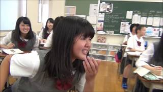Japanese Girls Chase American Exchange Student