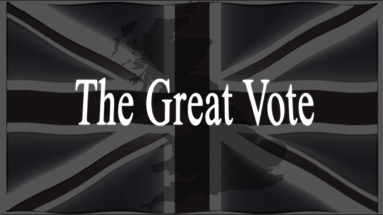 The Great Vote Trailer 2015
