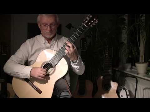 Oh, Holy Night (Classical guitar) - Per-Olov Kindgren
