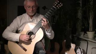 Oh, Holy Night (Classical guitar) - Per-Olov Kindgren