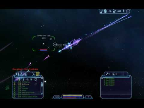 Discovery Freelancer: PVE Event - Omicron Delta Part 2 - Big Bang