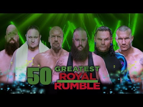 50 Men Greatest Royal Rumble Confirmed Superstar Name ! Greatest Royal Rumble