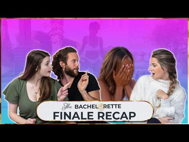 The Bachelorette 2020 Tayshia\'s Season Finale Recap