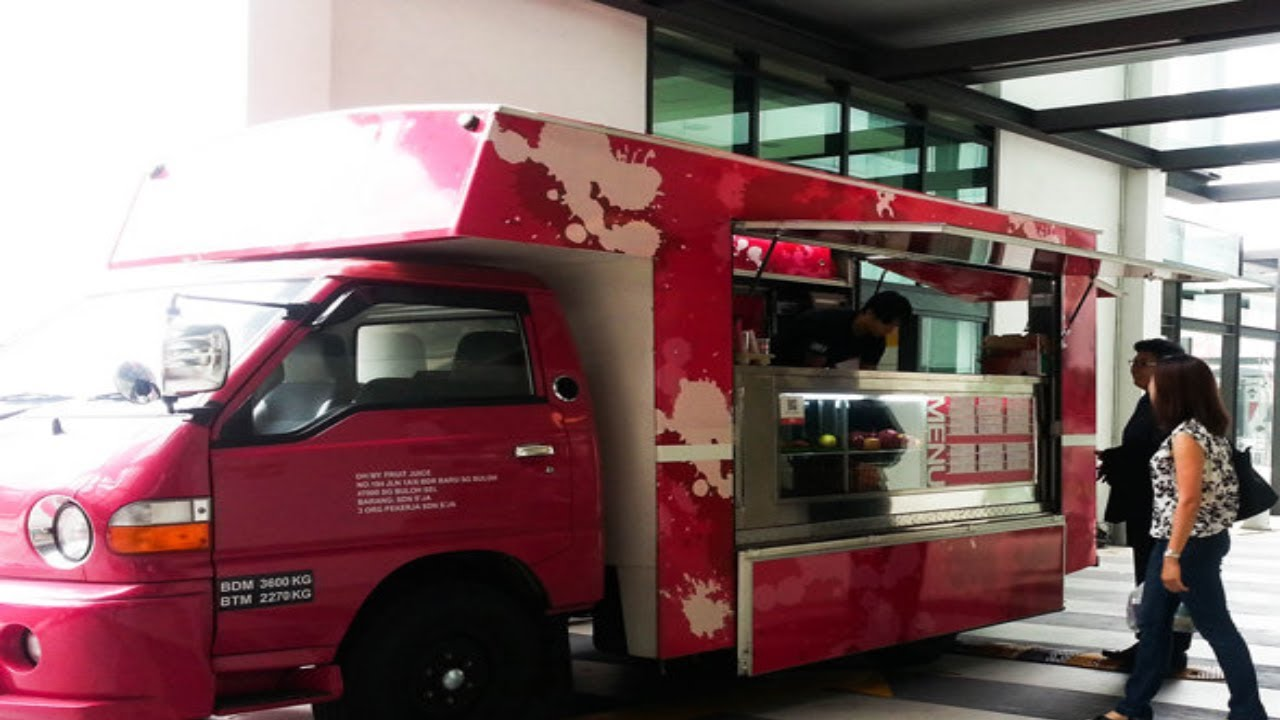 How To Start Food Truck Business In Delhi