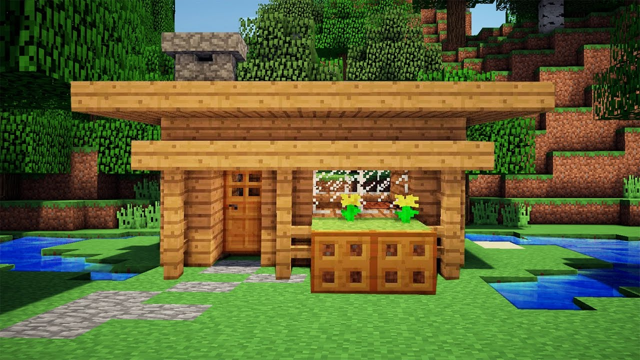 Houses Minecraft Cool Minecraft Simple Simple Houses Cool