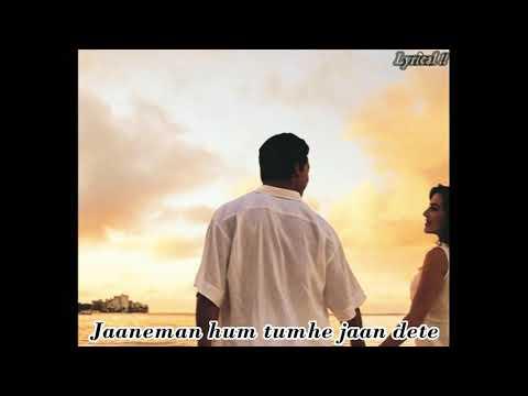 Pyar ke liye   Dil Kya Kare   Lyrical