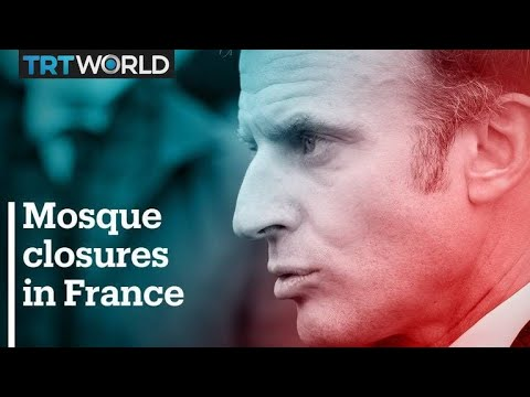 France pushes ahead with policy to shut mosques