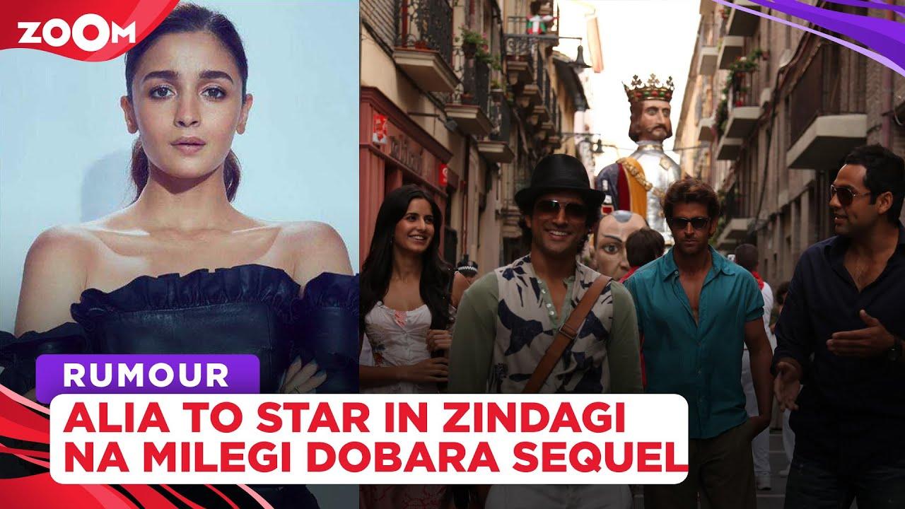 Alia Bhatt to star in female version of Zindagi Na Milegi Dobara directed by Farhan Akhtar?