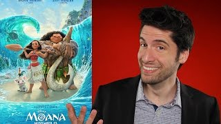 Moana - Movie Review