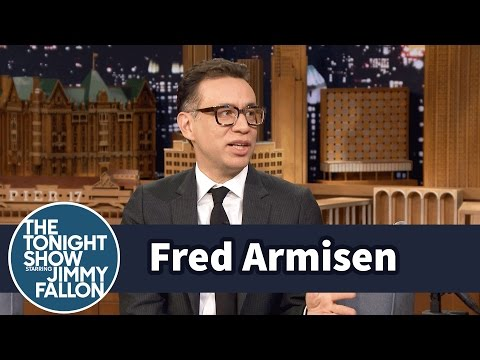 Fred Armisen Is a Doppelgänger of His Famous Japanese Grandfather