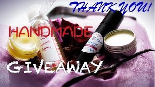 1000 Subscribers Thank You Giveaway (CLOSED!) Thumbnail