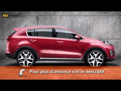 Annonce Kia Sportage Suisse orientale Suisse - GoldAnnonces #auto