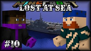 Minecraft | Lost at Sea | #10 ENHANCED INTERROGATION TECHNIQUES