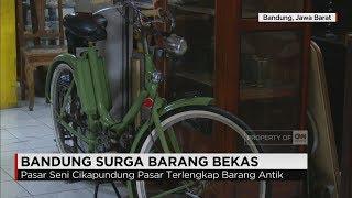 Bandung, Surga Barang Bekas Nan Unik Berkualitas