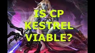 IS CP KESTREL JUNGLE VIABLE?