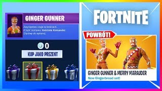 QUAND LES GIFTS ET CHRISTMAS SKINS RETURN?! | FORTNITE (FORTNITE)