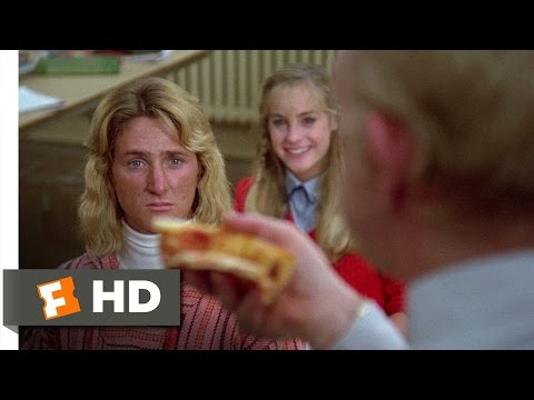 Fast Times at Ridgemont High 910 Movie   Spicoli Orders a Pizza 1982 HD