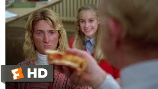 Fast Times at Ridgemont High (9/10) Movie CLIP - Spicoli Orders a Pizza (1982) HD