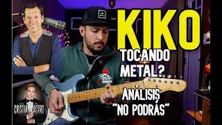 No podrás KIKO CIBRIÁN - análisis / tutorial ( guitarra ) Cristian Castro