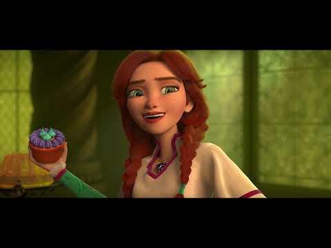 The stolen princess мультфильм