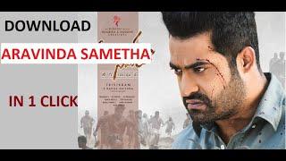 how to download aravinda sametha south movie hindi dubbed! aravinda sametha kaise download kare