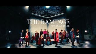 THE RAMPAGE from EXILE TRIBE / FEARS (MUSIC VIDEO)