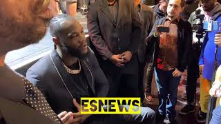 Deontay Wilder Raw and uncut on - Lineal Championship