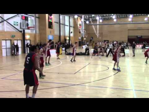 U23 Nationals: Canterbury vs Porirua