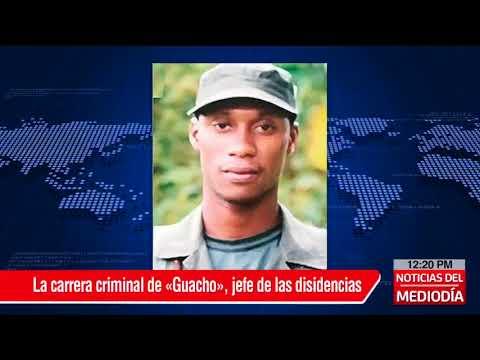 'Guacho', el terror de la frontera entre Colombia y Ecuador
