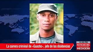 Guacho el terror de la frontera entre Colombia y Ecuador