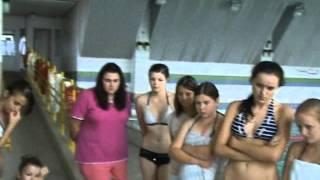 SZS Lucenec Plavecký Výcvik 2012