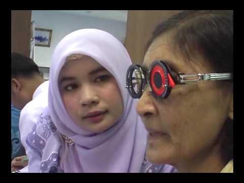โครงการแว่นตาเพื่อผู้สูงอายุ นราธิวาส 16ธค2554