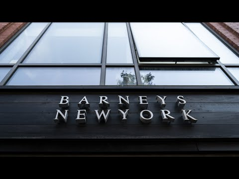 Barneys Will Close The Majority Of Its Stores