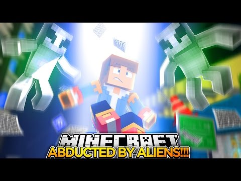 LITTLE DONNY IS ABDUCTED BY ALIENS!!! - Minecraft - Little Donny & Little Club Adventures.
