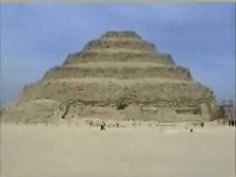 """Step Pyramid"" - The pharaoh Djoser, Egypt"