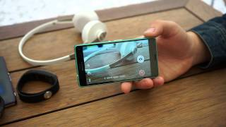 Обзор смартфона Sony Xperia Z3 Compact(Даже не первый взгляд, а вполне нормальный и подробный обзор смартфона Sony Xperia Z3 Compact — читайте текстовую..., 2014-09-04T00:44:34.000Z)