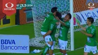 Gol de Macías | América 0 - 1 León | Liga Mx - Semifinal | Televisa Deportes